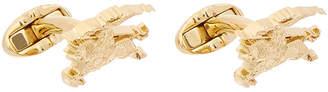 Burberry Equestrian Knight Brass Cufflinks