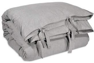DKNY Pure Stripe Cotton Duvet Cover