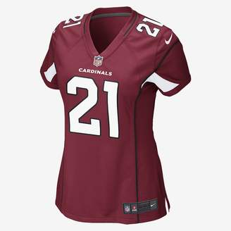 Nike NFL Arizona Cardinals (Larry Fitzgerald) Women's Football Home Game Jersey