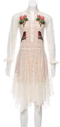 Stella McCartney 2017 Lace Dress
