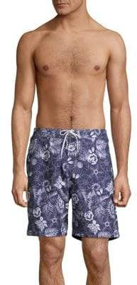 Trunks Printed Swim