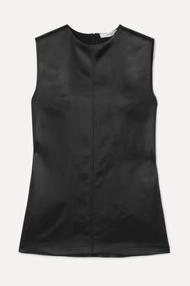 Givenchy Stretch-satin Tank - Black