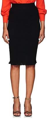 Altuzarra Women's Tumbleweed Smocked Pencil Skirt