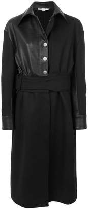 Stella McCartney panelled coat