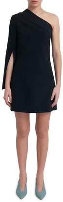 Neil Barrett Short Black Dress