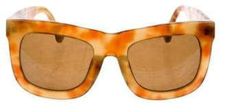 Michael Kors Tortoiseshell Acetate Sunglasses