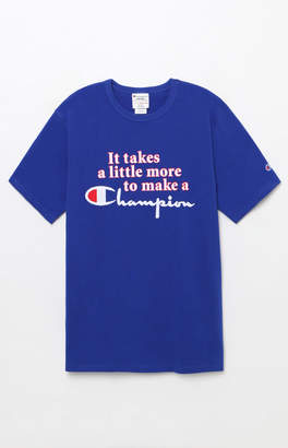 Champion It Takes More T-Shirt