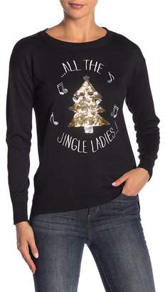 Poof All The Jingle Ladies X-Mas Sweater