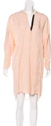 Zadig & Voltaire Silk Knee-Length Dress