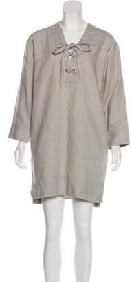 Brochu Walker Long Sleeve Mini Dress w/ Tags