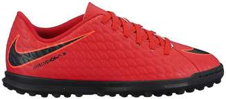 Nike Junior Hypervenomx Phade Iii Astro Turf Football Boot