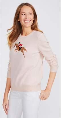 J.Mclaughlin Farrier Cashmere Sweater in Jodhpur
