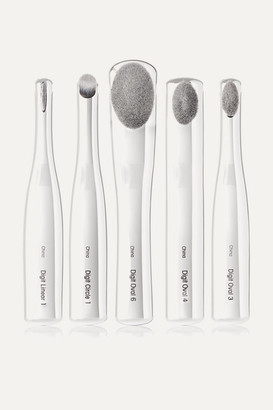 Artis Brush Digit 5 Brush Set - White