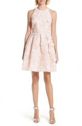 Women's Ted Baker London Sweetee Lace Skater Dress $395 thestylecure.com