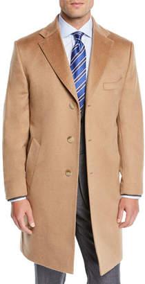 Neiman Marcus Men's Cashmere Top Coat