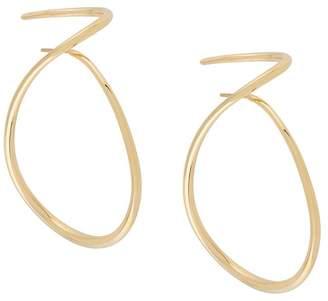 Charlotte Chesnais Looping earrings