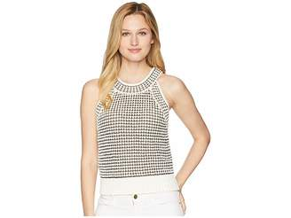 Kenneth Cole New York Cropped Tank Top Women's Sleeveless