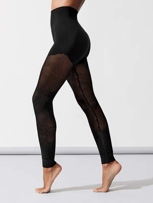 Angular Mesh Legging