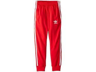 adidas Kids Superstar Pants (Little Kids/Big Kids)
