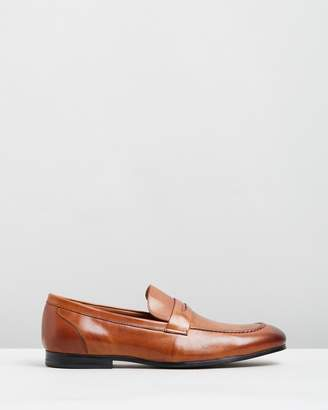Henley Leather Loafers
