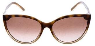 Valentino Gradient Cat-Eye Sunglasses