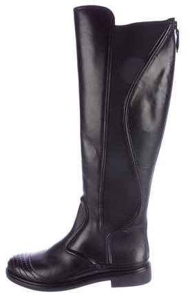 Tory BurchTory Burch Polara Riding Leather Boots