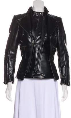 Altuzarra Vegan Leather Moto Jacket w/ Tags