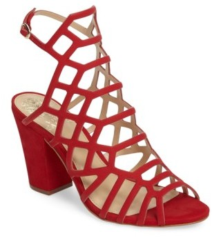 Women's Vince Camuto Naveen Cage Sandal $119.95 thestylecure.com