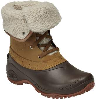 The North Face Shellista Roll-Down Winter Boot - Women's