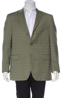 Burberry Wool T Model Bond Street Blazer