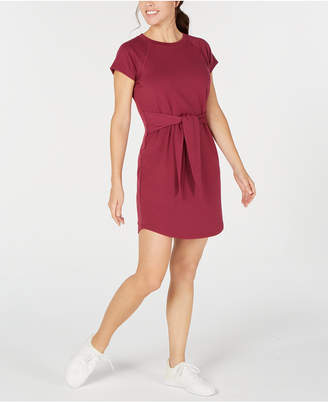 Ideology Tie-Front Dress