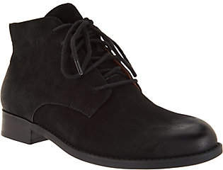 Vionic Lace-up Ankle Boots - Mira