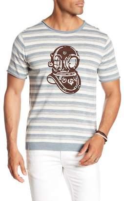 LOFT 604 Short Sleeve Print Pullover