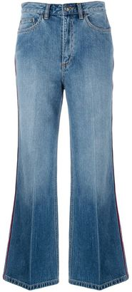 Marc By Marc Jacobs flared jeans $301.90 thestylecure.com