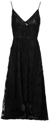 Endless Rose 3/4 length dress