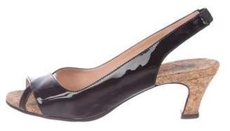 Anyi Lu Chloe Slingback Sandals