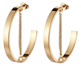 Women's Jenny Bird Mia Hoop Earrings $60 thestylecure.com