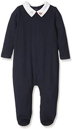 Mamas and Papas Baby Boys' Embro Collar AIO Bodysuit,3-6 Months