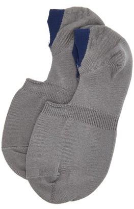 Mr. Gray Loafer Socks $16 thestylecure.com