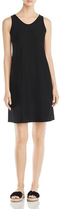 Eileen Fisher Stretch Shift Dress $178 thestylecure.com