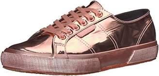 Superga Women's 2750 SYNLEADIAMONDMIRRORW Sneaker