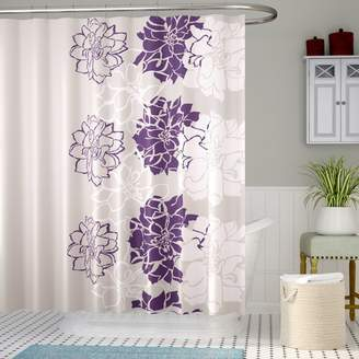 Red Barrel Studio Broadwell Cotton Shower Curtain