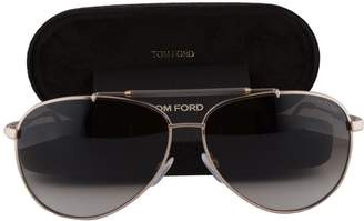 Tom Ford Rick FT0378 Shiny Brown w/Brown Gradient Lens 28J