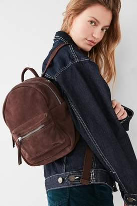 Urban Outfitters Mini Classic Suede Backpack