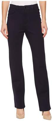 FDJ French Dressing Jeans PDR Wonderwaist Suzanne Straight Leg in Navy Women's Jeans