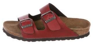 Birkenstock Leather Buckle Sandals w/ Tags