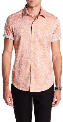 Robert Graham Fallen Oaks Floral Printed Classic Fit Shirt