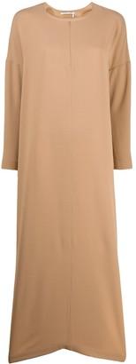 Agnona oversized kaftan dress