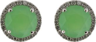 DANA REBECCA DESIGNS Anna Beth Chrysoprase Earrings