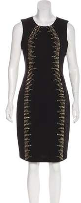 Calvin Klein Embellished Midi Dress